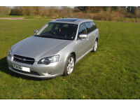 SUBARU LEGACY 2.0 RE ESTATE AUTOMATIC