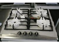 NEFF GAS HOB Built in T22S36N0GB Stainless Steel
