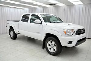 2014 Toyota Tacoma TRD SPORT V6 4x4 4DR 5-PASS DOUBLE CAB w/ HTD