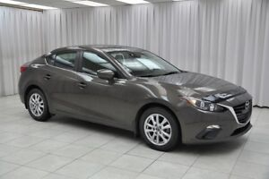 2015 Mazda 3 2.0L SKYACTIV SEDAN w/ BLUETOOTH, HEATED SEATS, TO