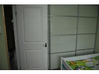 White internal door 760mm x 1980mm