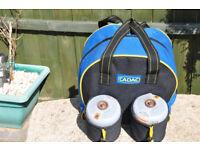 A Cadac Portable Gas Barbeque.