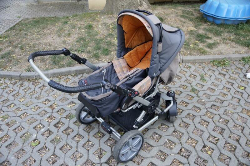 hartan kinderwagen buggy np 650 zubeh r kombitasche wie racer gt in sachsen zwickau. Black Bedroom Furniture Sets. Home Design Ideas