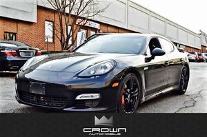 2013 Porsche Panamera Turbo, FULL OPTIONS, NO ACCIDENT