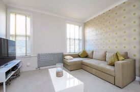 A two double bedroom first floor conversion flat to rent in North Kingston. Richmond Park Road.