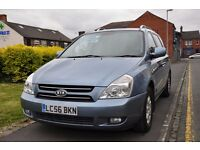 KIA SEDONA LS A 2.9 5 DOOR 7 SEATER (1 OWNER, F.S.H, AUTOMATIC)