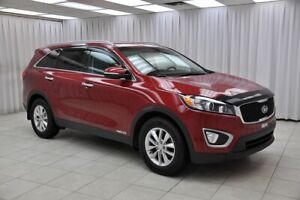 2017 Kia Sorento V6 AWD FE 7PASS SUV w/ BLUETOOTH, HEATED SEATS,