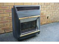 VALOR GAS FIRE (FOR FITMENT TO AN OUTSIDE WALL) BRADFORD BD2