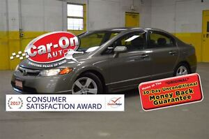 2008 Honda Civic EX AUTO A/C SUNROOF ALLOYS CRUISE