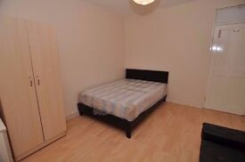 Spacious DOUBLE ROOM for COUPLE or SINGLE in Bethnal Green- ALL BILLS INCLUDED