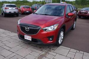 2014 Mazda CX-5 GT! Leather! Heated Seats! Sunroof! AWD!