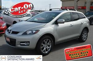 2009 Mazda CX-7 GT AWD LEATHER & SUNROOF