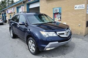 2009 Acura MDX 4X4 CUIR TOIT OUVRANT