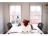 NEWLY RENOVATED SERVICED OFFICE SHOREDITCH HIGH STREET for 3 Available Now for £1200 pm