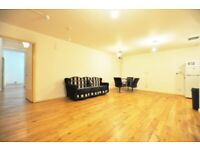 Very large 3 bed (1313 sq ft) in EC2, with large living room with open plan kitchen