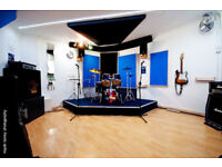 CM Rehearsal Studios - Rehearsal rooms for all bands and musicians