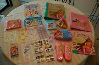 Winx Club gadgets (keychain, purse, pencil case, binder, etc)