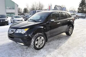 2008 Acura MDX 7 passager**SYSTEME NAVIGATION**