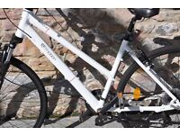 **PRICE DROP** Women's Beartrack Hybrid (Half Mountain Bike and Half Road Bike)