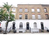 Ground floor studio apartment on Offord Road, light and airy studio room , shower , kitchenette
