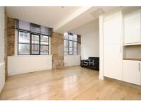Spacious One Bedroom Apartment In Warehouse Conversion, Secure Development,Exposed Brickwork,