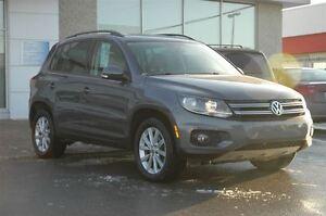 2013 Volkswagen Tiguan *** 0% / 48 MOIS *** Comfortline + AWD +
