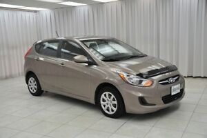 """2012 Hyundai Accent """"""""ONE OWNER"""""""" L 5DR HATCH w/ SPOILER, CARGO"""