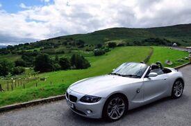 BMW Z4 - 3.0i 231HP - Manual transmission