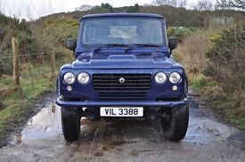 Santana Jeep defender-style Iveco 53,000miles 2006