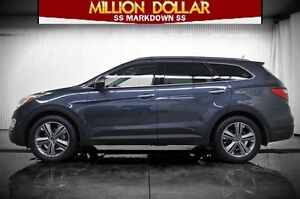 2015 Hyundai Santa Fe XL Limited w/6 Passenger AWD