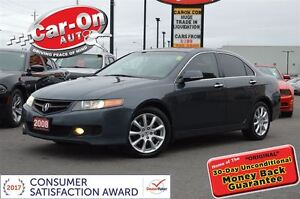 2008 Acura TSX LEATHER SUNROOF