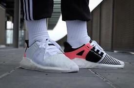 Adidas EQT Support 93/17 White UK11