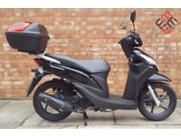 Honda Vision 110cc, Excellent condition, Low Mileage!