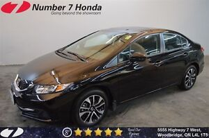 2013 Honda Civic EX| Power Group, Backup Cam, 5-Speed Manual!