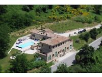 ITALY Le Marche B&B Apartment business for sale - Disabled Access - LIVE THE DREAM