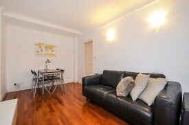 *Bright and spacious one double bedroom flat to rent set in a portered block £385pw/£1668pcm*
