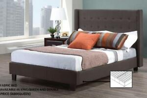 SALE ON FABRIC BEDS : GRAND SALE- 50% OFF (IF68)