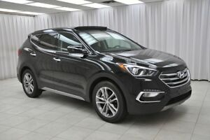 2018 Hyundai Santa Fe LIMITED 2.0T TURBO AWD SUV w/ BLUETOOTH, H