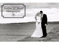Beautiful wedding images by Andrew JL Ansell Photographic
