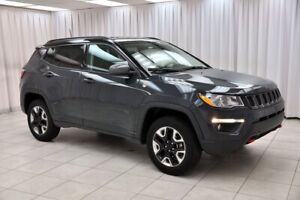 2018 Jeep Compass BEAUTIFUL!! TRAIL HAWK TRAIL RATED 4x4 SUV w/