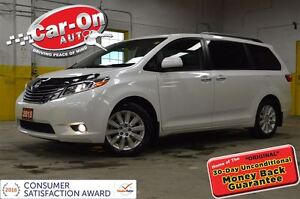 2015 Toyota Sienna XLE AWD NAVI LEATHER SUNROOF