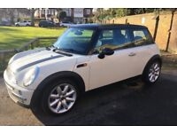 2004 AUTOMATIC MINI COOPER WITH OVER £5000 WORTH OF FACTORY EXTRAS SERVICE HISTORY AUTO MINI COOPER