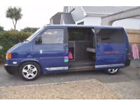 VW Camper T4 Transporter - Lovely well cared for reliable van