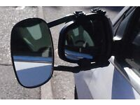 Car Towing Mirrors