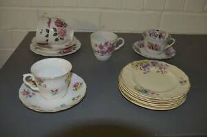 Bone China Cups, saucers,plates Burleigh Heads Gold Coast South Preview