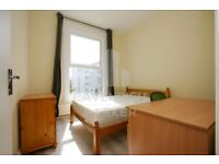 SUPER SPACIOUS 4 BED FLAT- IDEAL FOR STUDENTS/PROFESSIONALS- AMAZING LOCATION- 07398726641