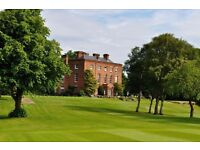 The Edgbaston Golf & Country Club Wedding Fayre Sunday 30th October 2016 11am-2.30pm