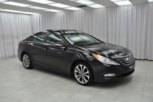 2014 Hyundai Sonata 2.4L GDi SEDAN w/ BLUETOOTH, HEATED LEATHER,