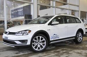Volkswagen Golf Alltrack **4 MOTION**CUIR**PHARES DEL**2017**