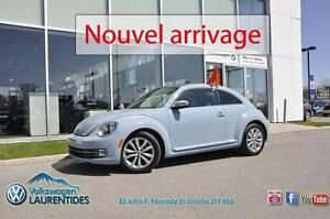 2013 Volkswagen Beetle Highline *BLUETOOTH TOIT PANORAMIQUE*MAGS
